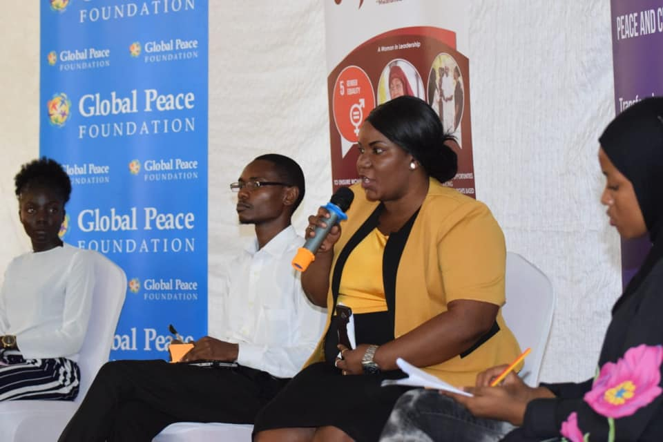 Speech given at East Africa Peace Cultural Expo