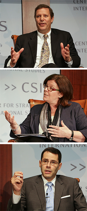 Global Peace Foundation and CSIS event on Japan and South Korea panelists