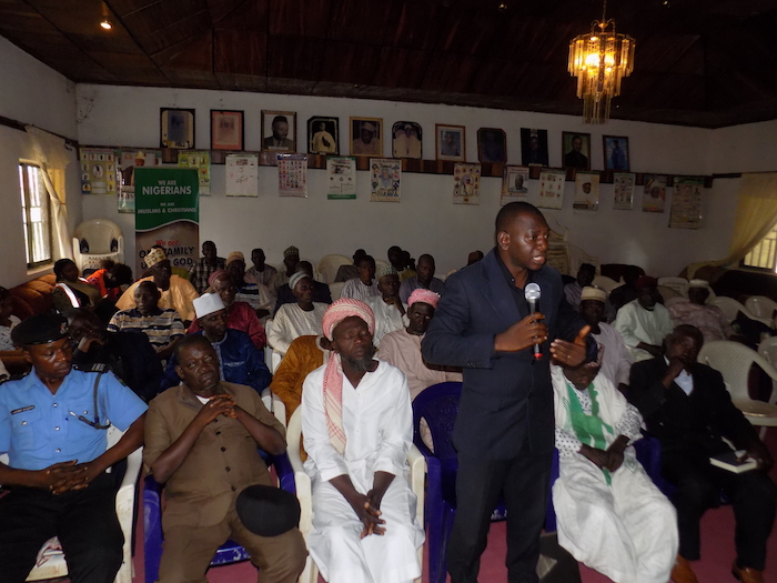 Fulani and native leaders gather to address identity-based conflict