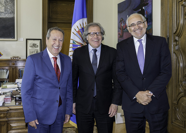 Cerezo, Almagro, and Mesa