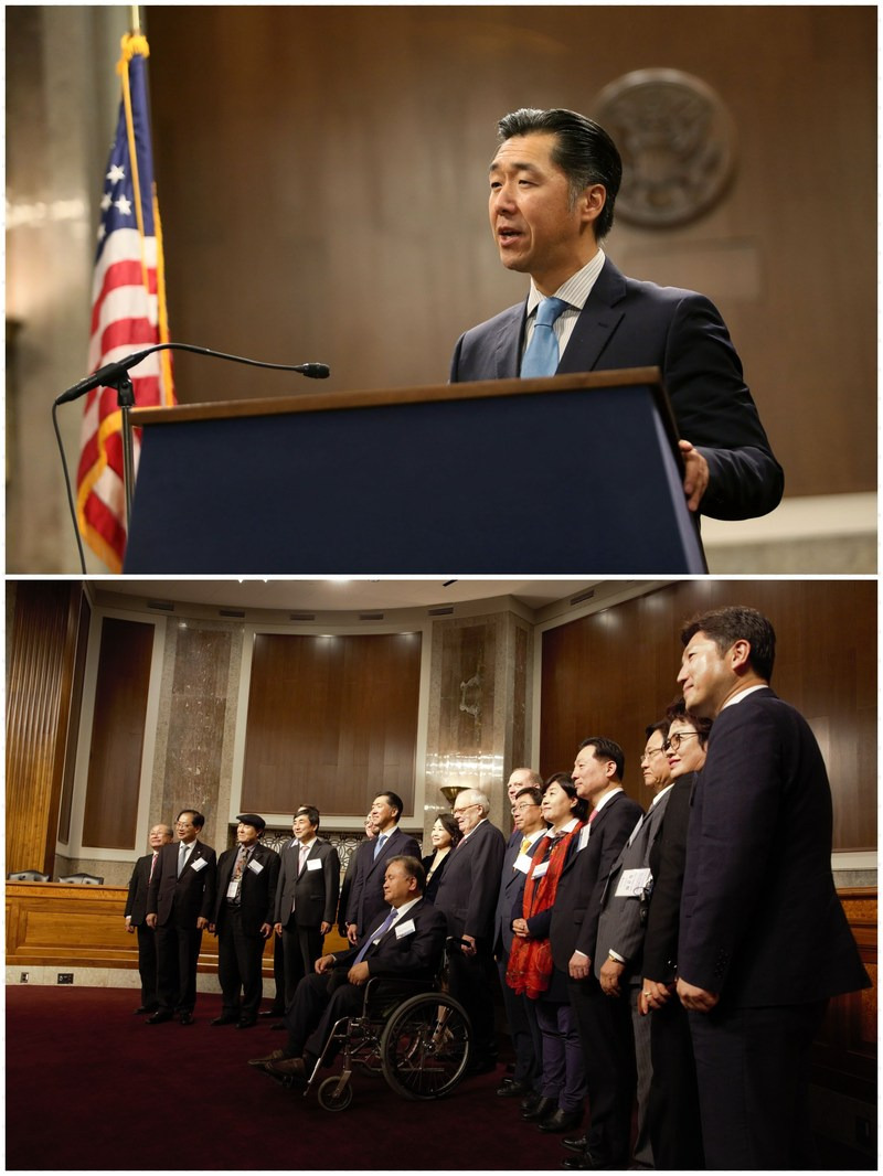 Experts speak on Korean reunification at DC forum