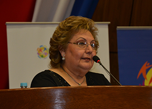 Dona Maria Ester Jimenez at 7th Living for the Sake of Others Awards