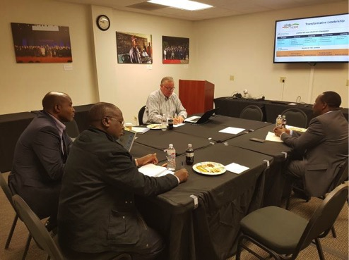 Kenya Ministry of Education meets with GPE and Microsoft