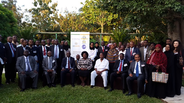 GPLC 2015 East Africa - Group Business - Photo credit: CEWARN