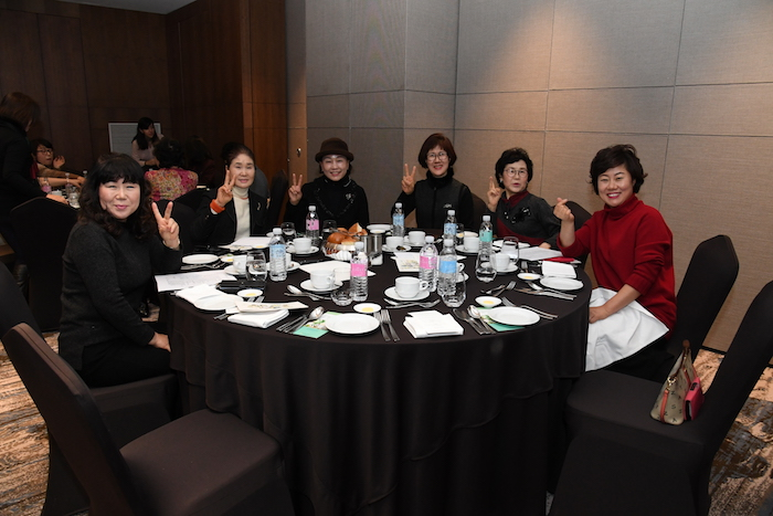 Leaders from GPW Korea attend international meeting in Seoul