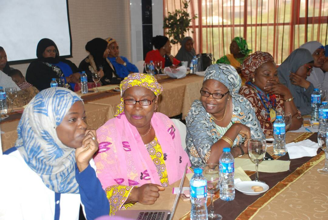 GPW Nigeria leaders meet for Peace begins in the Home campaign meeting