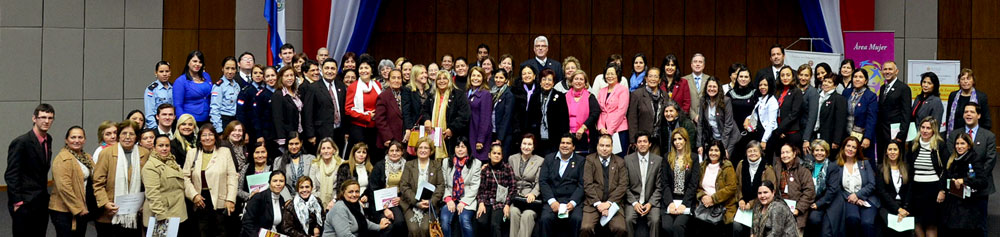 Group Photo of May 2016 Forum, Global Peace Women Paraguay