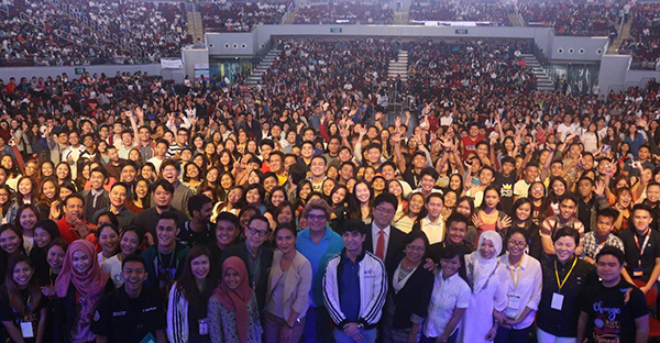 Grand Photo GYS Global Youth Summit 2016