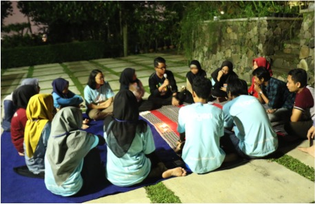GPY Leadership Camp Heart to Heart