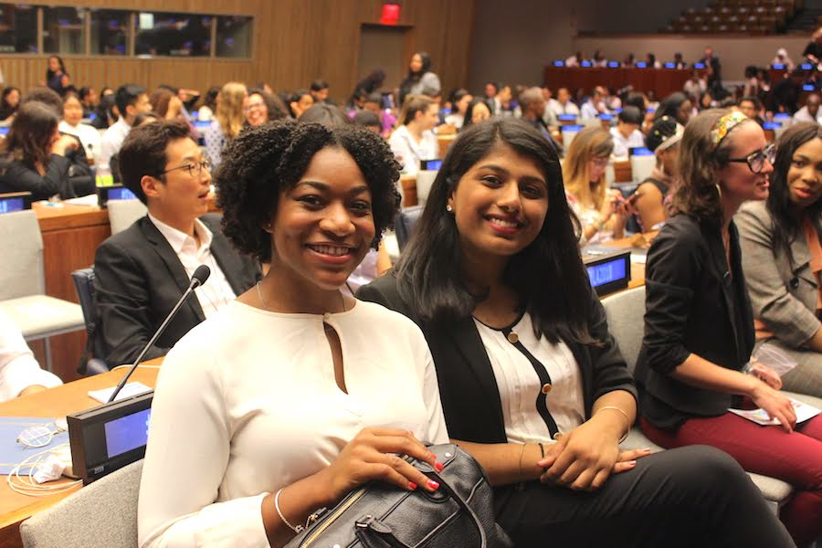 Young leaders gather at the United Nations for the IYLA Global Youth Summit