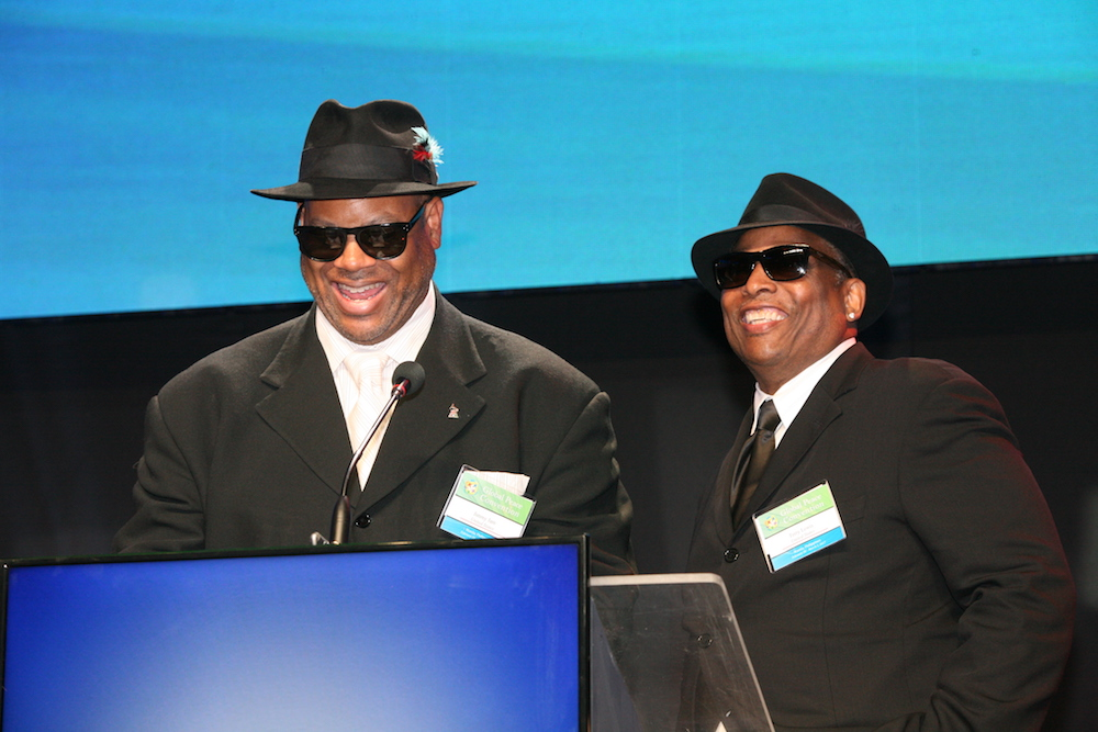 Jimmy Jam and Terry Lewis Plenary II