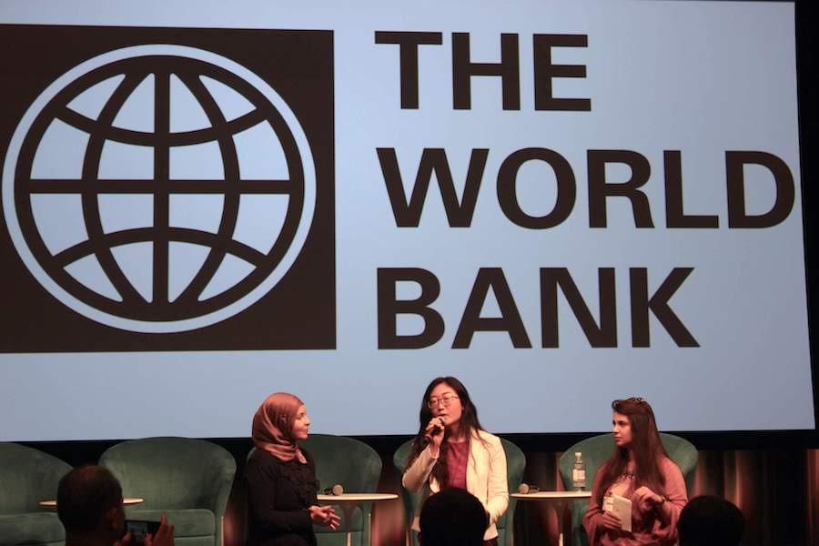 Ohnshim Kim at the World Bank