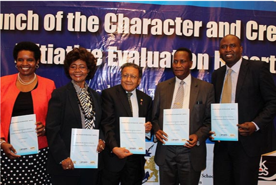 Character and Creativity Initiative to Transform Education and Empower Youth