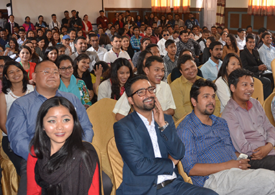 nepal appdsa audience