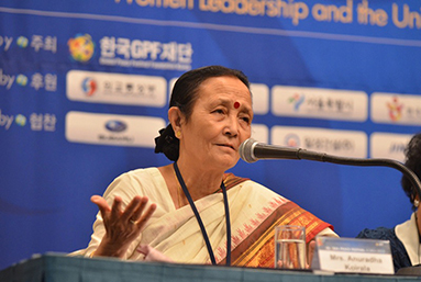 anuradha-koirala-addresses-the-audience-during-the-global-peace-women-session-in-seoul,-korea