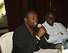 Faith leaders called for unity in building a peace Kenya at the first National Faith Leaders Meeting hosted by GPF Kenya 2012.