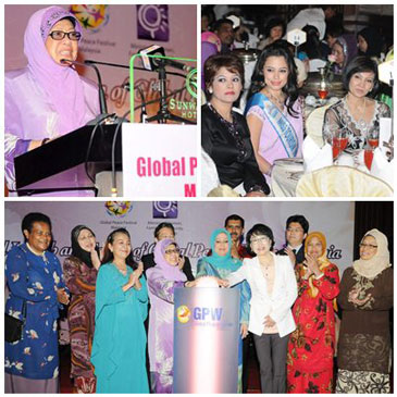 Global Peace Women Malasia speak