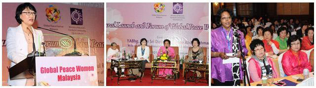 Global Peace Women Malasia