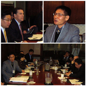 Korean faith and government ministry leaders convene for a Capitol Hill Forum hosted by GPF International.