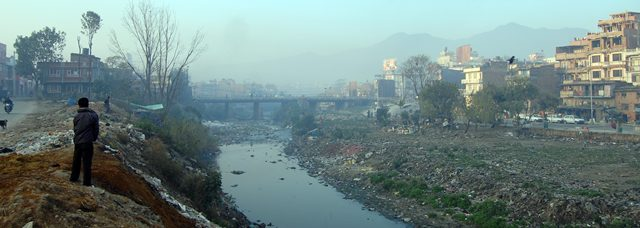 Bagmati River Pollution