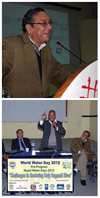 World Water Day 2012 Water Conservation seminar