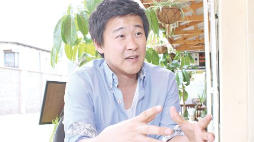 Juyong Kim, the project coordinator for Alllights Village Project for three countries representing GPF.