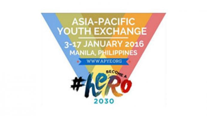 Asia Pacific Youth Exchange January 2016 Event