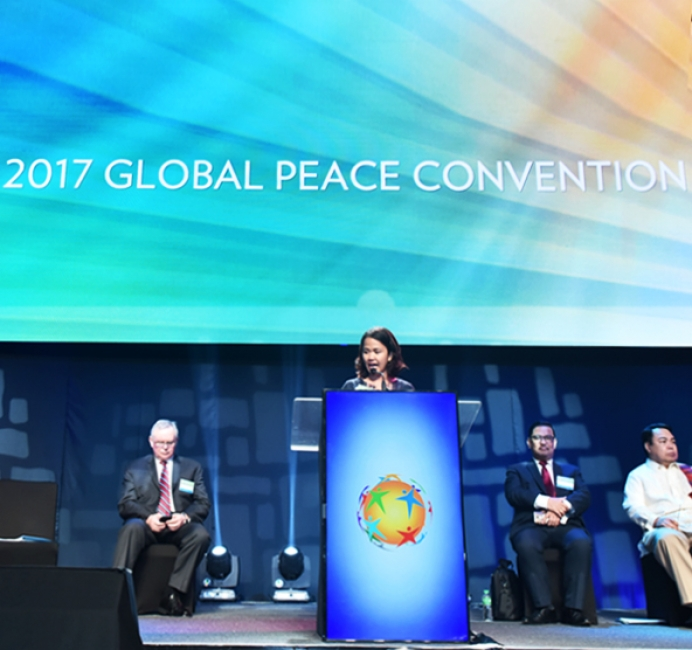 Global Peace Foundation - 2017 Global Peace Convention