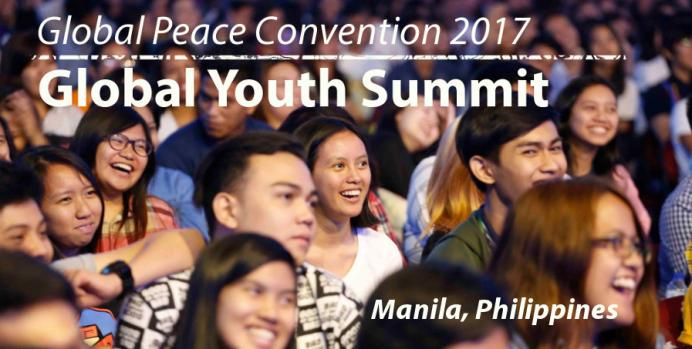 youth envisioning a peaceful world