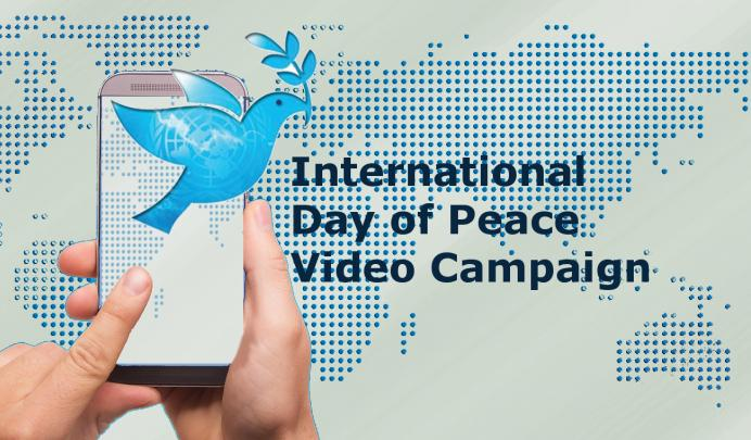 Global Peace Foundation international day of peace video campaign