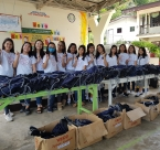 Philippines School Supply Drive