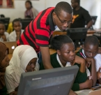 Andela developers help Teencode students