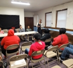 CCE youth hold Town Hall meeting