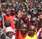 Global Peace Foundation Kenya hosts event for Hand Washing Day 2015