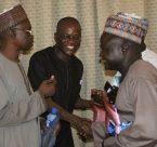 Peace and reconciliation committee leaders in Nigeria