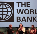 Ohnshim Kim at the World Bank
