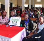 GPF women educate leaders at all girls school