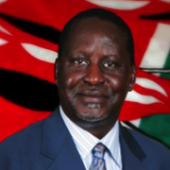Rt. Hon. Raila Amolo Odinga at Global Peace Leadership Conference 2015 East Africa