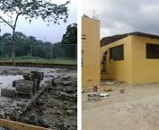 Construction of Four Classrooms for Elementary School in El Cidral.