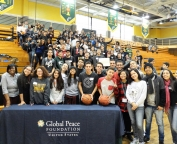 Global Peace Foundation - NJCU Community Engagement