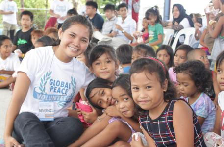GPV Camp 2016, Participant and Children, Global Peace Foundation Philippines