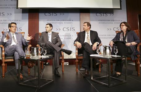 Global Peace Foundation and CSIS event on Japan and South Korea event.