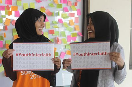 global peace youth interfaith assembly indonesia