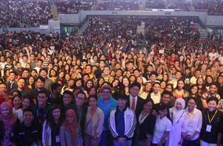 global youth summit philippines homepage