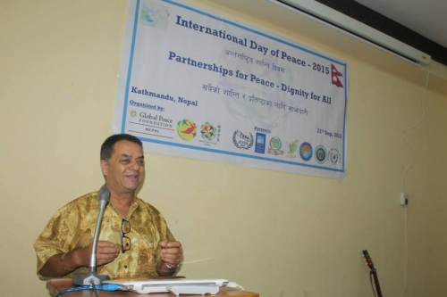 Global Peace Foundation Nepal Hosts Peace Day Forum