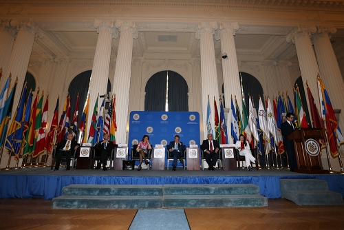 Panel of Former Presidents of Central America