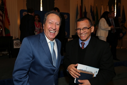 After the Former President of Central America Panel