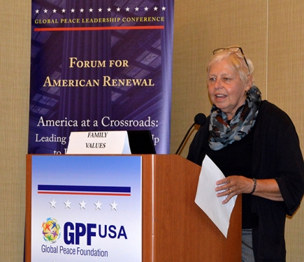 Collette Caprara, Concurrent Session on Family at GPLC 2014 USA