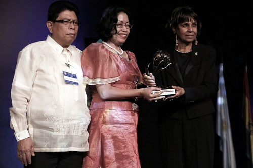 Global Peace Awards at Global Peace Convention 2014