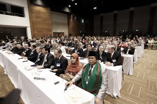 Over 3,000 participants at Global Peace Convention 2014